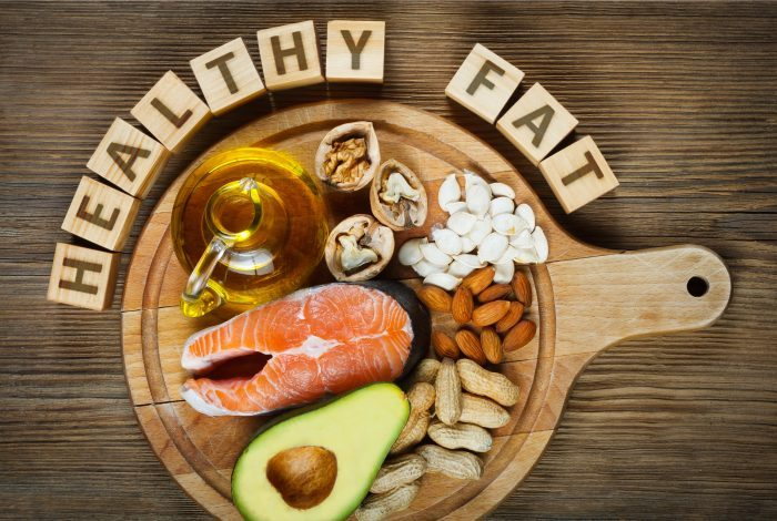 how is keto healthy display of healthy fats