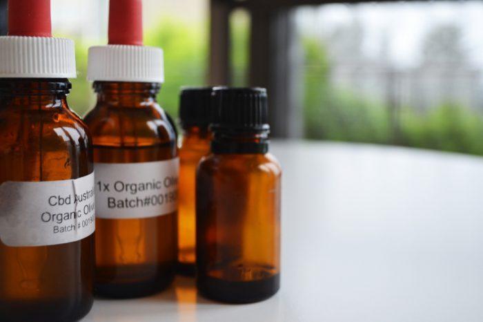 bottles of cbd for arthritis