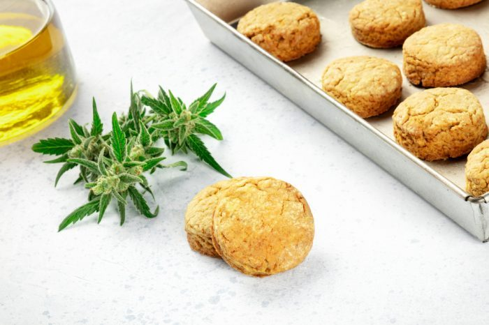 edibles dosage knowledge will help you make these cannabis butter cookies