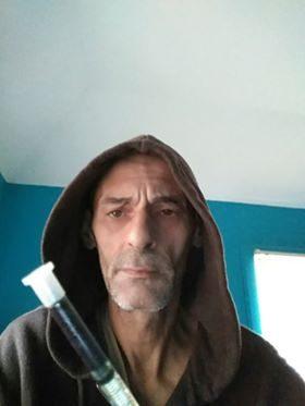 Michael, hooded