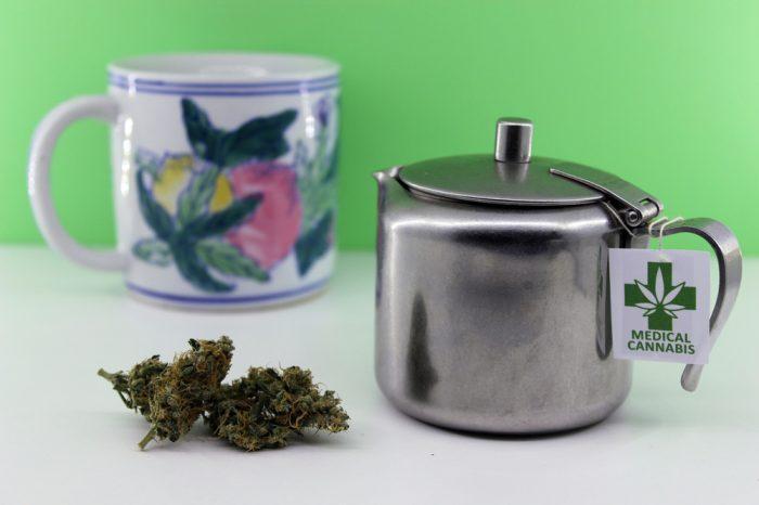 cannabis tea