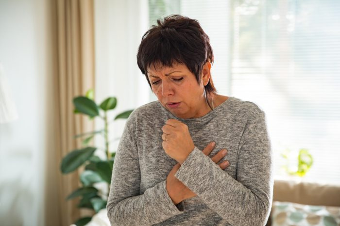copd diagnosis leads woman to cough