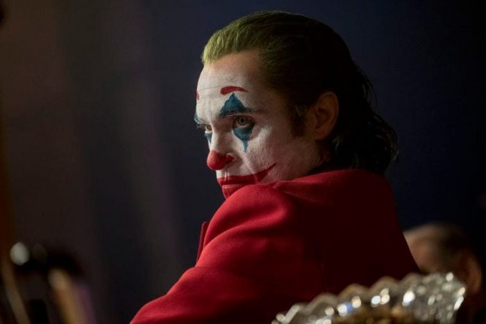 Arthur Fleck (The Joker) portrayed by Joaquin Pheonix