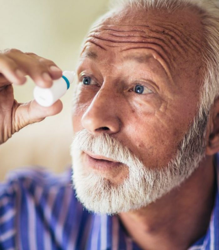 THC Eye Drops Now in Clinical Trial for Glaucoma Patients