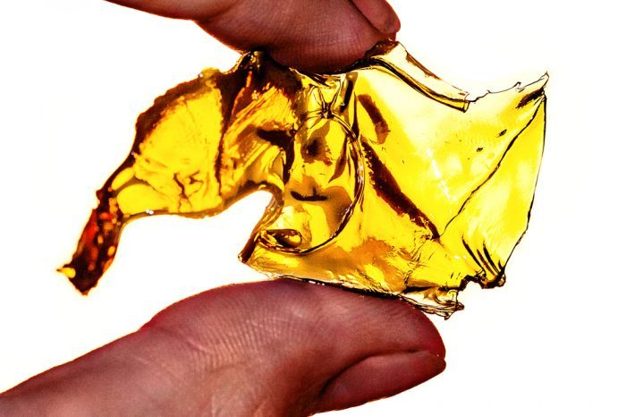 CBD Shatter Is Concentrated, Non-Intoxicating, Rich In Terpenes