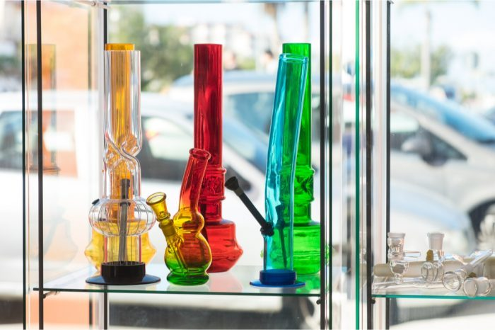 is it illegal to own a glass pipe like this? Yes, probably