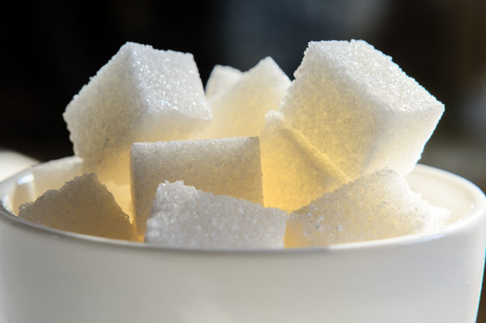 Is stevia bad for you? Yes - but Sugar like the cubes pictured, is contributing to many deaths in North America