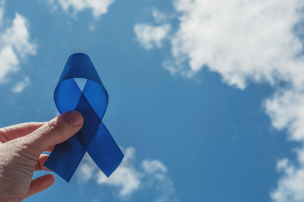 Treating colon cancer with cannabis could help the blue ribbon cause