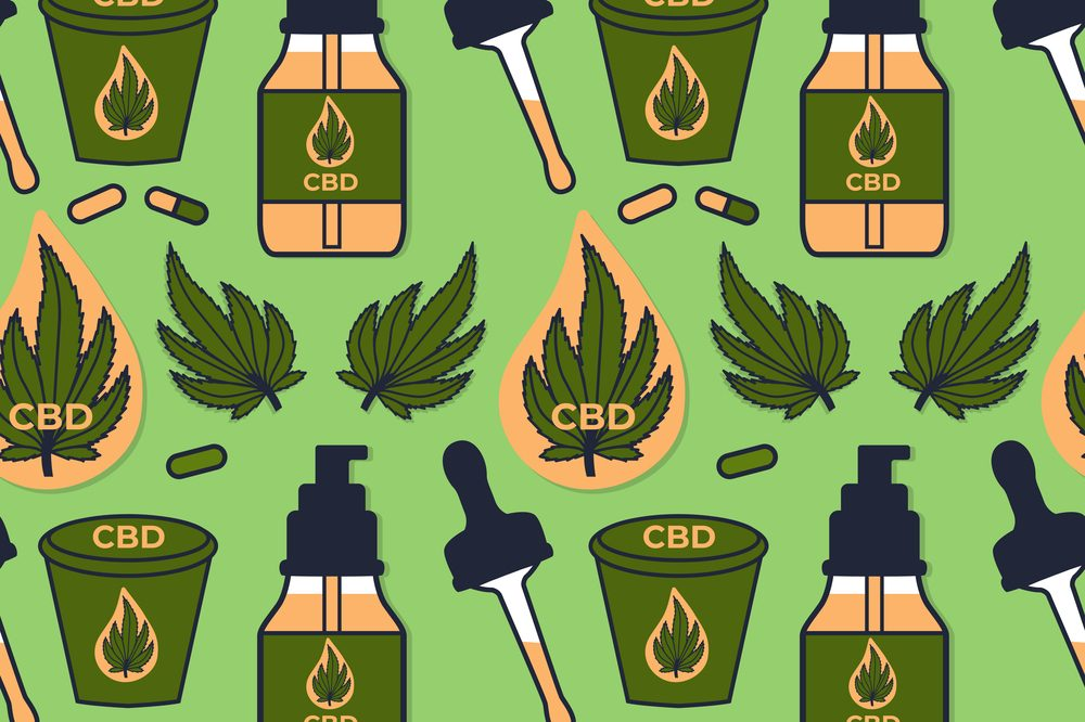 There are so many ways to take CBD