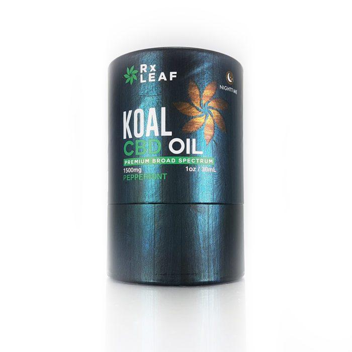 CBD Oil Night box only by RxLeaf