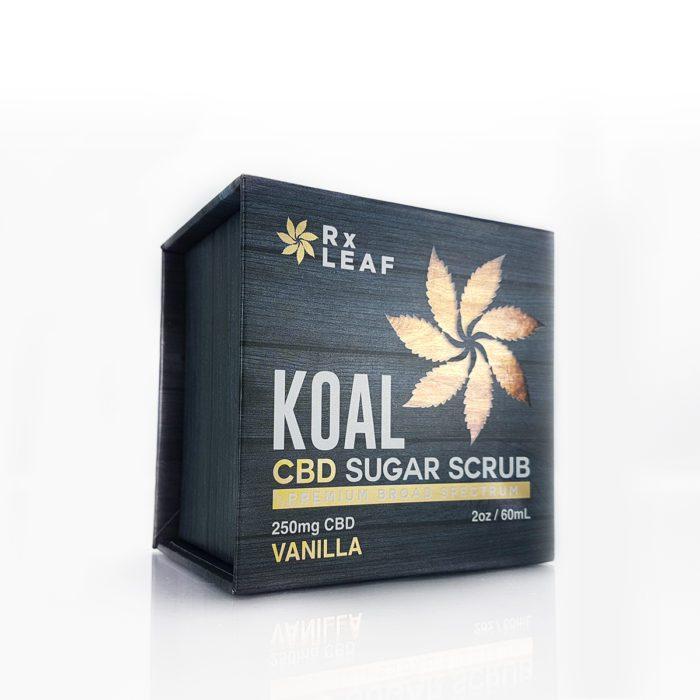 Sugar Scrub box by RxLeaf