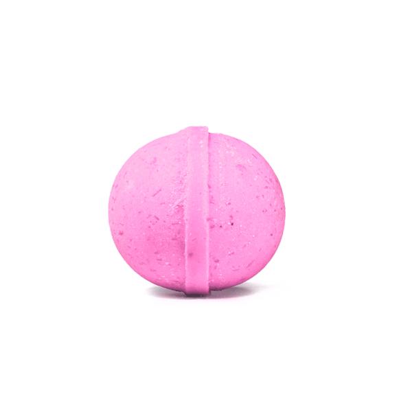 Koal Cbd bath bomb sweet rose 2