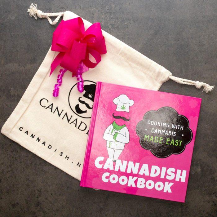 cannadish cookbook