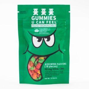 CBD Organic Gummies