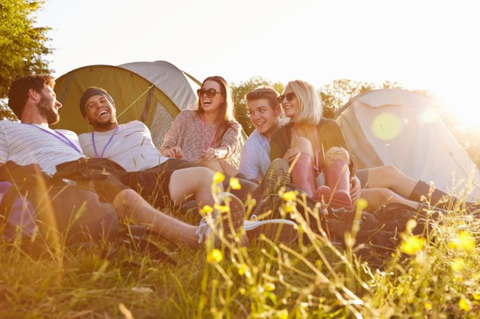 What to Know Before You go Camping with Cannabis