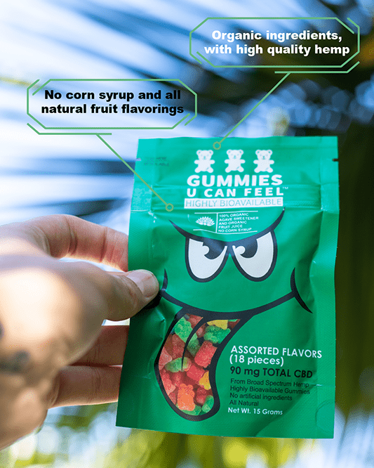 Gummies You Can Feel Package