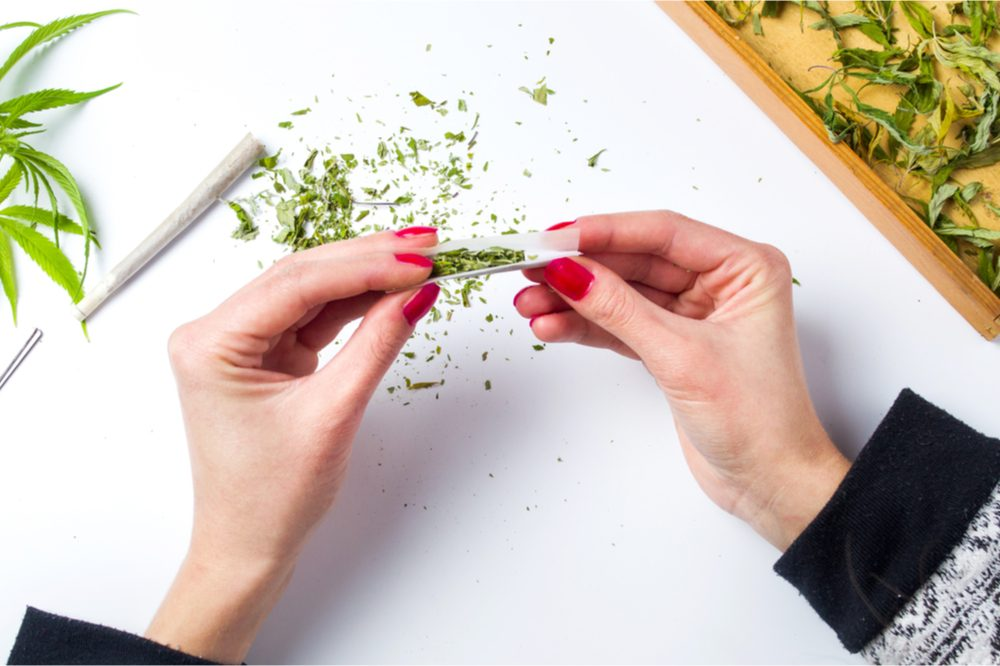 The Effects of THC are not the Same for Women and Men