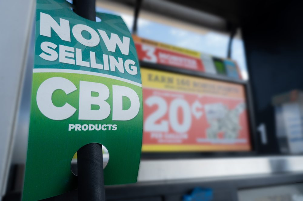 The Not-So-Shocking Truth About Gas Station CBD
