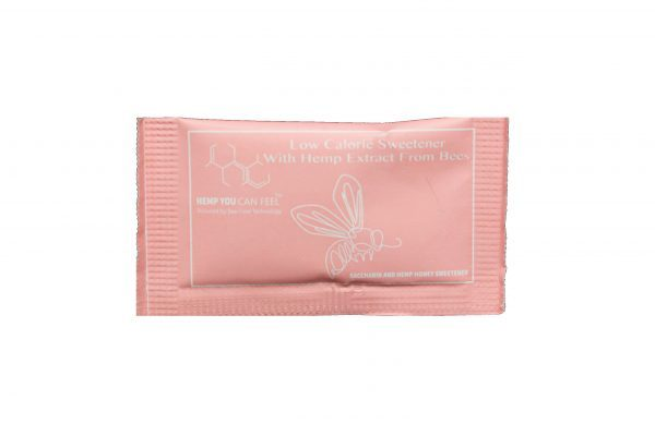 pink packets saccharine hemp you can feel product photo