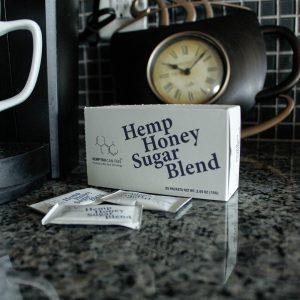white sugar pack hemp you can feel product photo